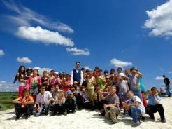 Education through Art Program visiting Orheiul Vechi
